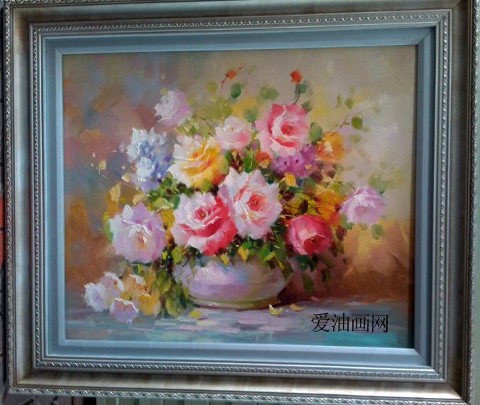 印象花卉欣欣向荣